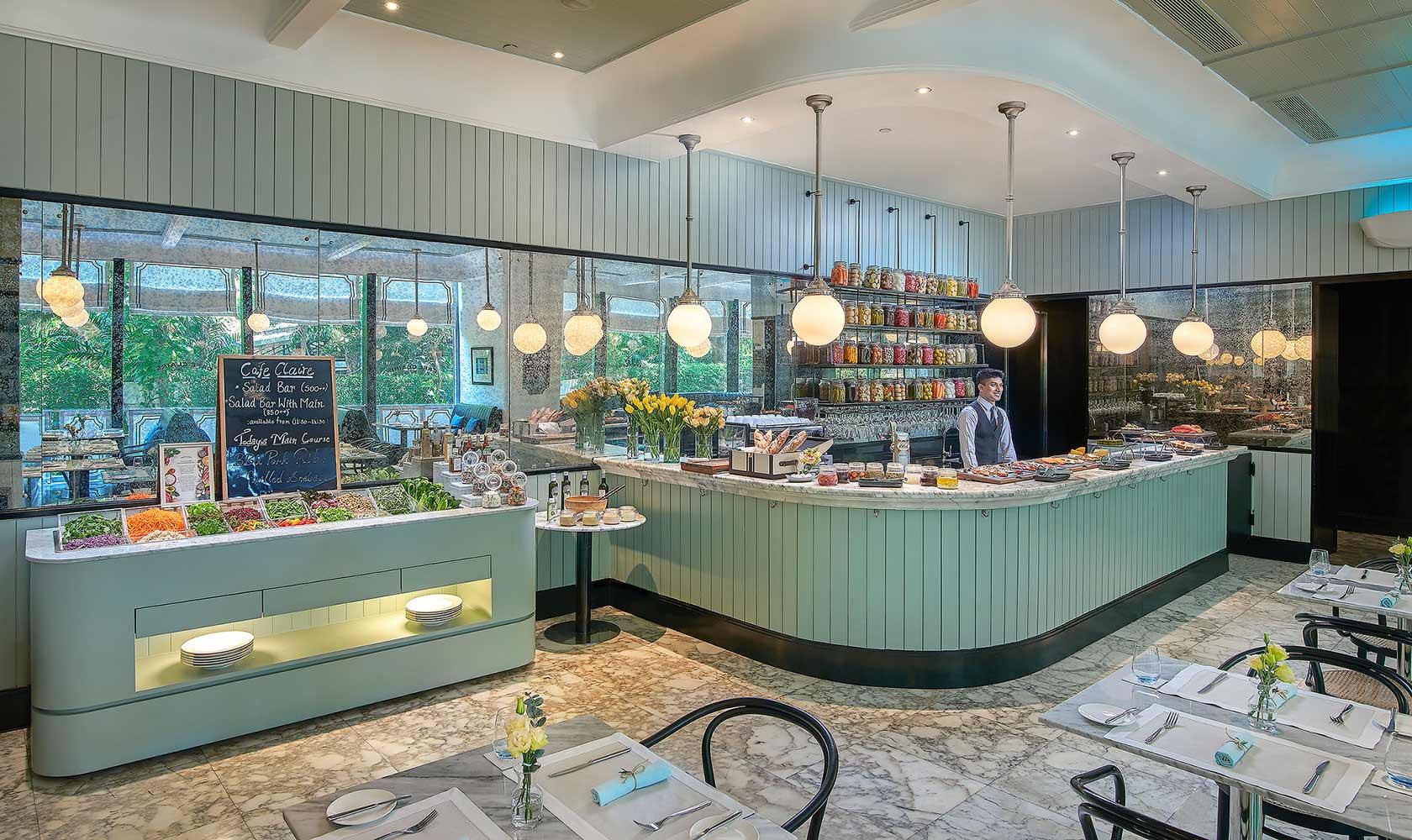 Café Claire 咖啡厅 - 吧台区 - 曼谷东临俪舍