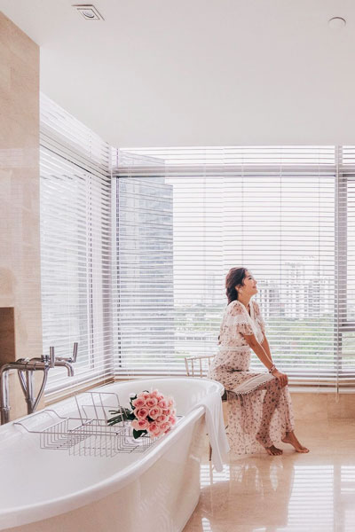 曼谷东临俪舍酒店 双卧室套房公寓